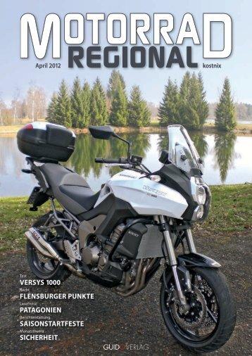 Motorrad Regional 4-12