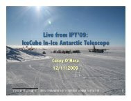 live from ipy.pptx - PolarTREC