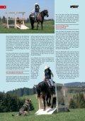 Mit vier Hufen und vier Pfoten durch den Parcours - Sabine Lang - Seite 2