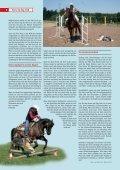 Mit vier Hufen und vier Pfoten durch den Parcours - Sabine Lang - Seite 4