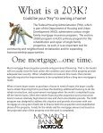 Hit the nail on the head with 203K financing - Monarch Bank - Page 3
