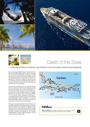 Oasis of the Seas - Solresor