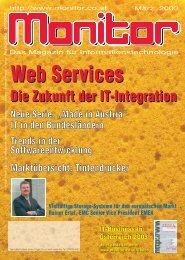 Die komplette MONITOR-Ausgabe 3/2003 können Sie