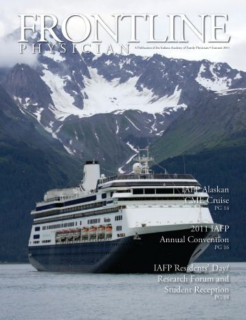 IAFP Alaskan CME Cruise 2011 IAFP Annual Convention IAFP ...