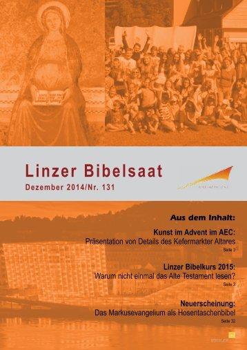 Linzer Bibelsaat 131