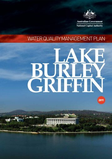 Lake Burley Griffin Water Quality Management Plan 2011