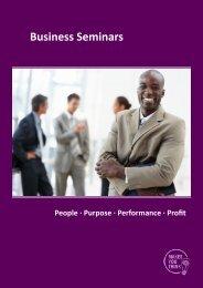 Business Seminars - Lacartes