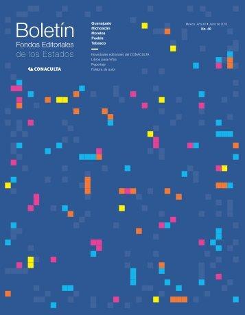 Versión PDF - Dirección General de Vinculación Cultural - Consejo ...