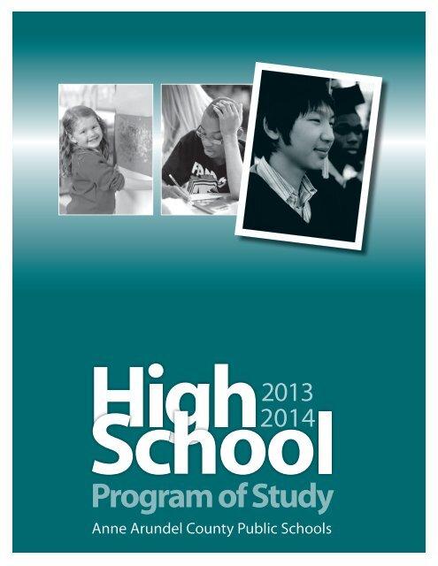 Anne Arundel County Public Schools - South River High School