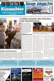 Zollikon debattiert über Teilrevision der ... - Lokalinfo AG