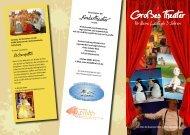 Theater für Kinder  und Familien 2012