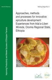 Approaches, methods and processes for innovative apiculture ...