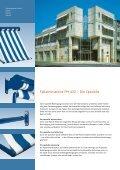 und Fassadenmarkisen Kreative Gestaltung mit textilem Sonnenschutz - Seite 4