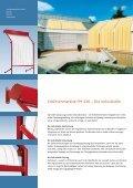 und Fassadenmarkisen Kreative Gestaltung mit textilem Sonnenschutz - Seite 6