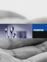 mono Besteck flatware