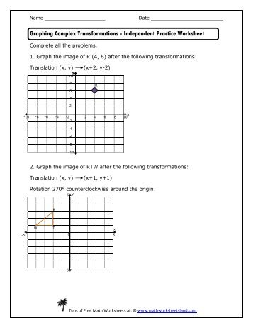 Practice Worksheet - Math Worksheets Land