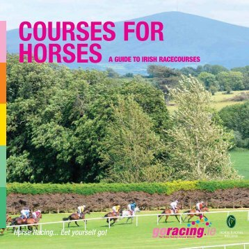 courses for horses a guide to irish racecourses - Horse Racing ...