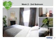 Week 2 - 2nd Bedroom - Wattyl