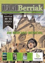 Udalberriak 137 Castellano.pdf - Ayuntamiento de Balmaseda