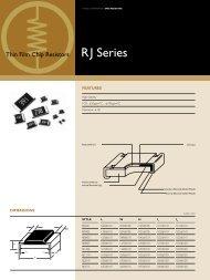 SMD Resistors-2000-04/color
