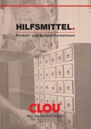 Produktkatalog Hilfsmittel - Clou