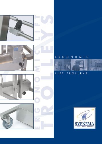 Cleanroom lifters - CapellaScience