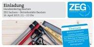 Ja - ZEG Zentraleinkauf Holz und Kunststoff eG