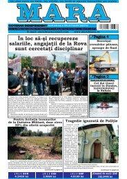 Descarca nr. 1245 - Ziarul Mara
