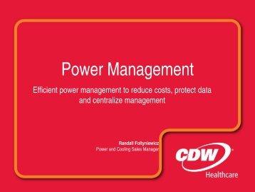 Powerpoint Templates Cdw Healthcare Communit Home