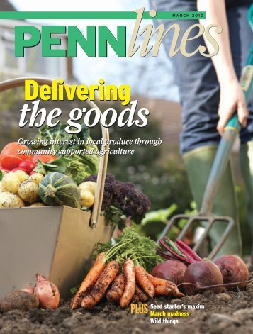 March 2010 - PREA - The Pennsylvania Rural Electric Association