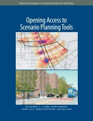 Opening Access to Scenario Planning Tools - Knight Foundation ...