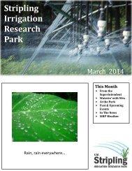 2014-Mar-Newsletter