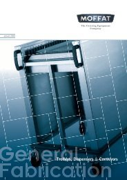 Trolleys, Dispensers & Conveyors - CESA
