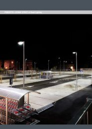 PRODOTTO: LEDWAY STREET di Ruud Lighting - Cree