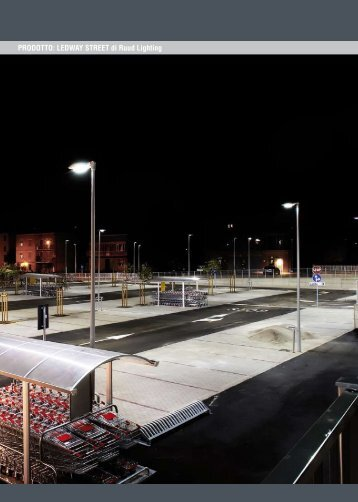 PRODOTTO: LEDWAY STREET di Ruud Lighting - Cree
