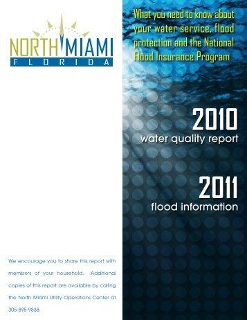 flood hazard information - City of North Miami