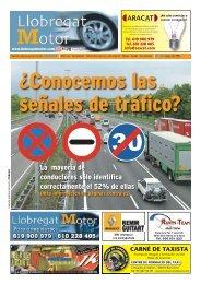 La mayoría de conductores sólo identifica ... - Llobregat Motor