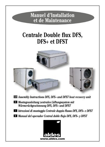 Centrale_Double_flux_DFS_DFS+_DFST - Aldes