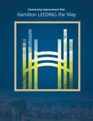 Hamilton LEEDING the Way Community Improvement Plan