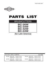 B&S BC26W_34W_42W..?. - Briggs & Stratton