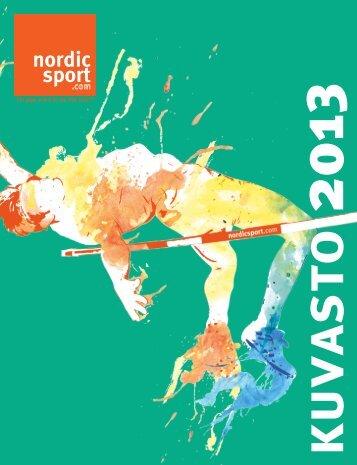 Piresmanet - Nordic Sport Kuvasto 2013