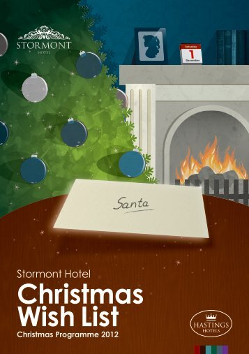 Christmas Party Nights - Hastings Hotels