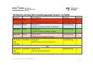 WS 2012/13 und SoSe 2013: Erweiterungsmodul Sprache = 14 ...