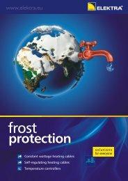 Frost protection - leaflet (1472 KB) - Elektra