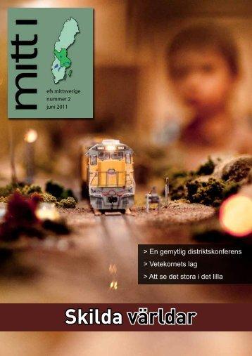 ladda ner tidningen som PDF här! - EFS Mittsverige