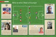 Who is who: Rest of Europe - Vsn-tv.com
