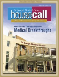 Welcome To The New Home Of Medical Breakthroughs - St. Joseph ...