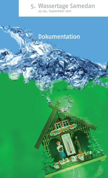 5. Wassertage Samedan Dokumentation