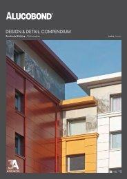 DESIGN & DETAIL COMPENDIUM - Alucobond