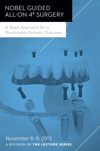 NOBEL GUIDED ALL-ON-4® SURGERY - CERECDoctors.com